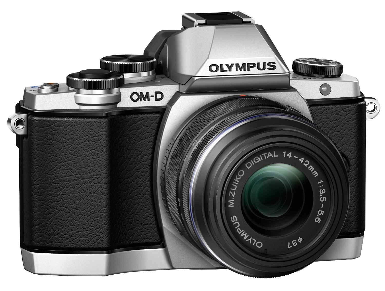 Olympus OM-D E-M10 16 MP Mirrorless Digital Camera