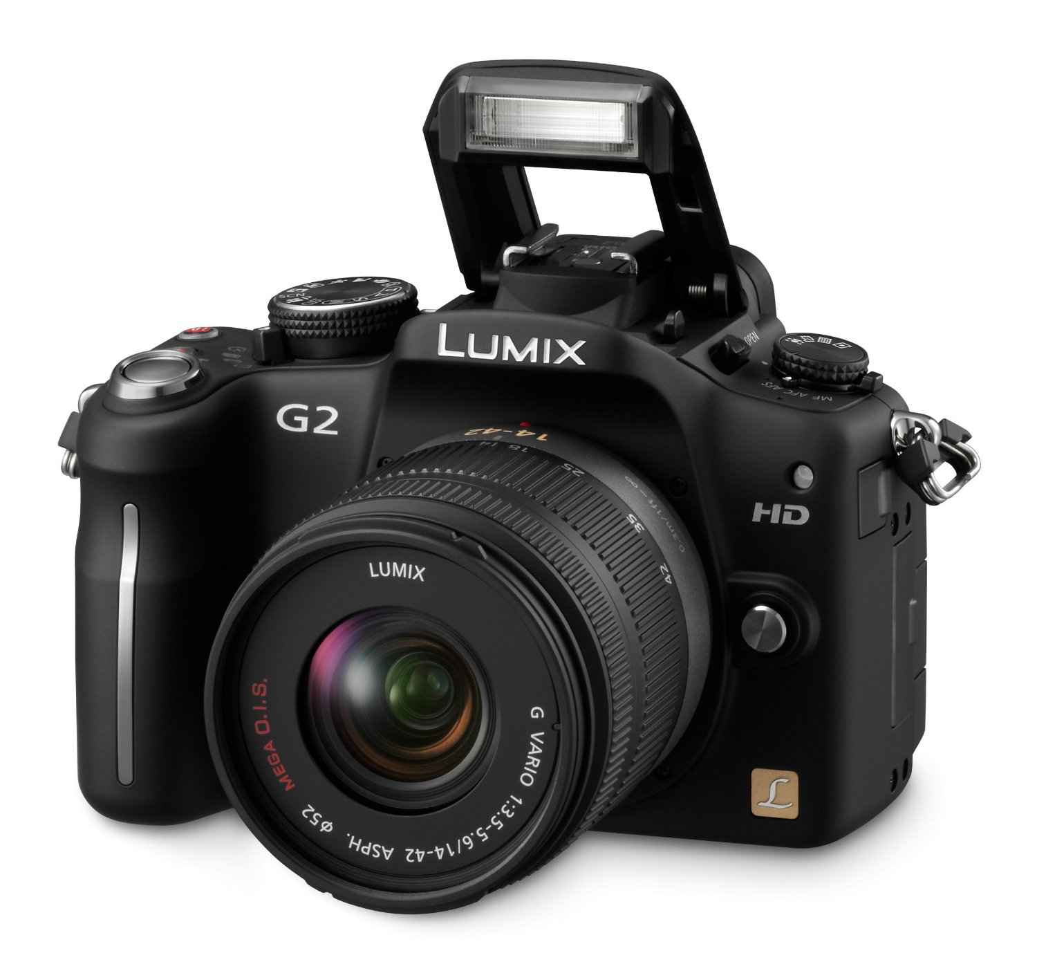Panasonic Lumix DMC-G2 12.1 MP Live MOS Mirrorless Digital Camera