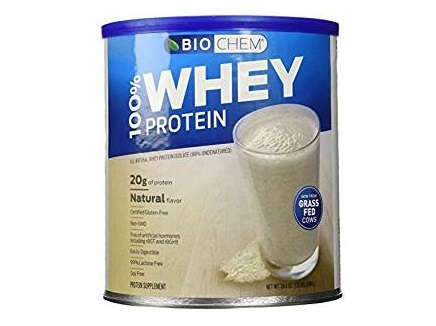 Biochem whey protein review
