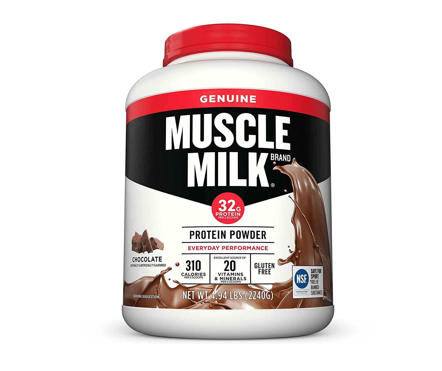 Price of muscle milk