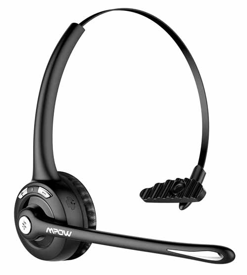 Mpow Pro Trucker Bluetooth Headset