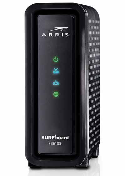 ARRIS SURFboard SB6183