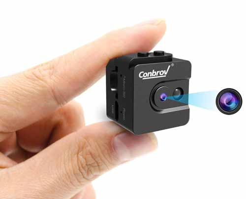 Conbrov Mini Cube Camera