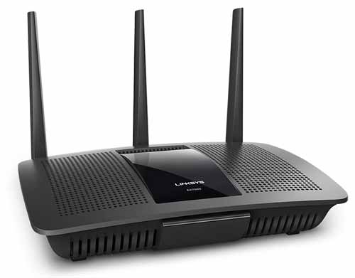 Linksys Dual-Band AC1900 Wifi Router