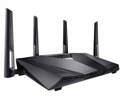 Asus Modem Router Combo AC2600
