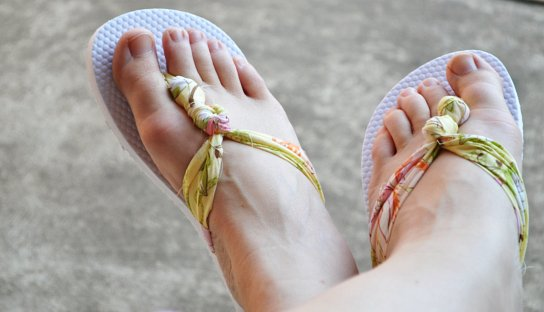 Knot-So-Hard-Diy-Flip-Flops