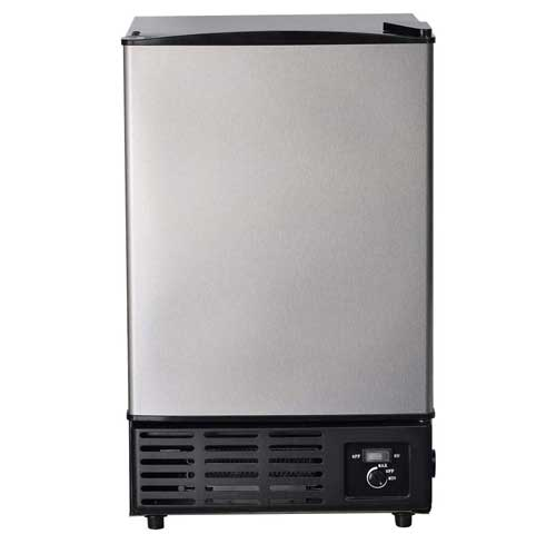 SMETA Built-In Automatic Ice Maker