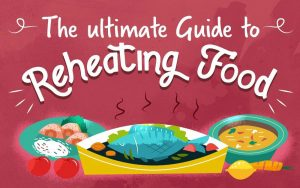 The Ultimate Guide To Reheating Food Featured Image