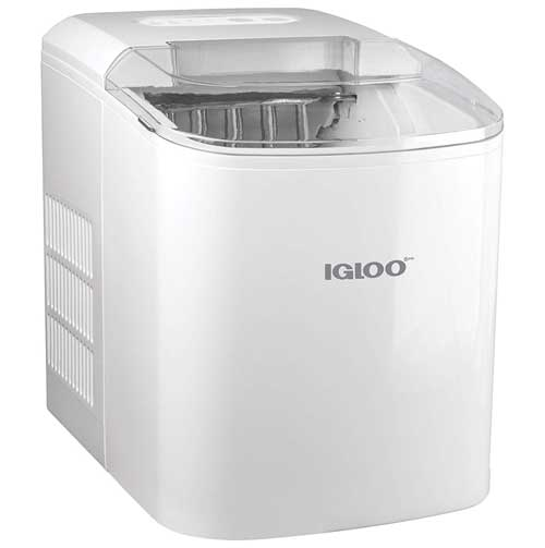 IGLOO ICEB26WH Automatic Portable Countertop Ice Maker