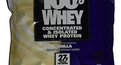 CytoSport 100 Whey Protein Review