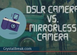 Difference Between DSLR And Mirrorless Cameras
