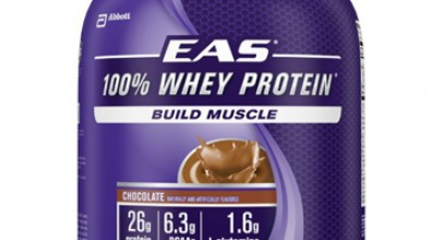EAS 100% Whey Protein Chocolate Review