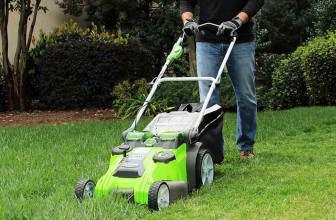Greenworks 25302 20-Inch 40V Twin Force Cordless Lawn Mower Review
