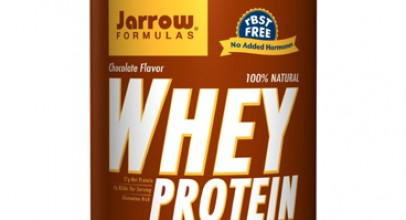 Jarrow Whey Protein 908 grams Review