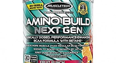 Muscletech Amino Build Review