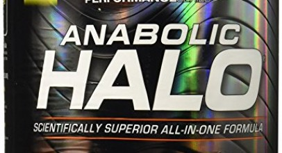 Muscletech Anabolic Halo Review